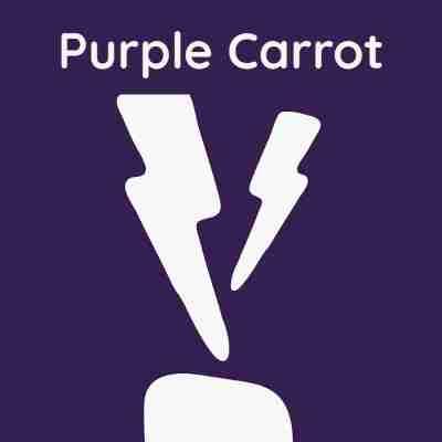 logo for Purple Carrot