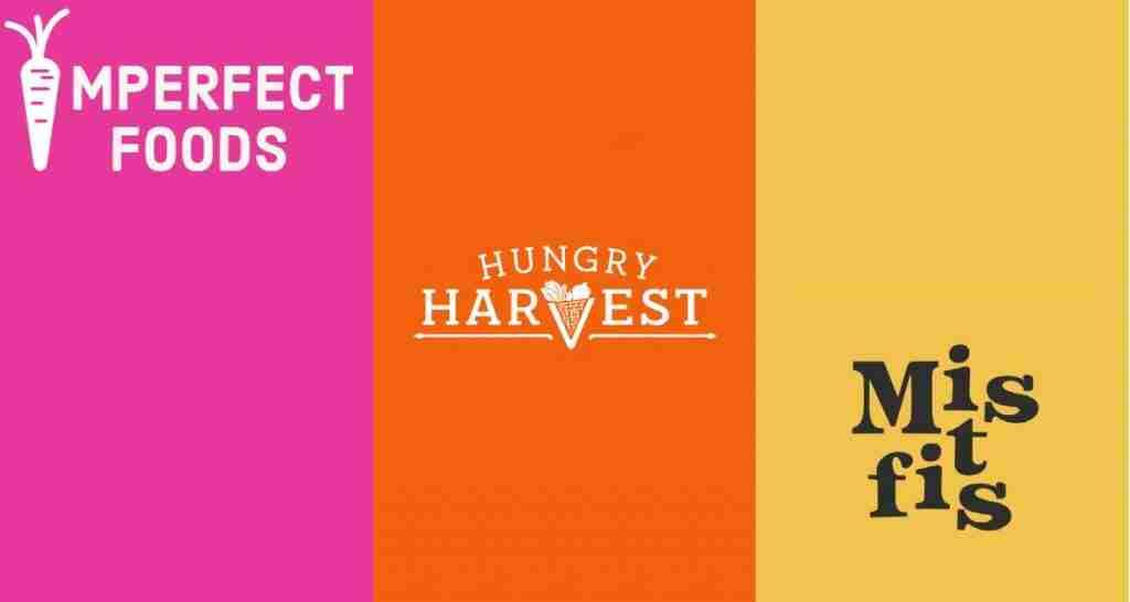 imperfect foods vs. hungry harvest vs. misfits market - featured iamge