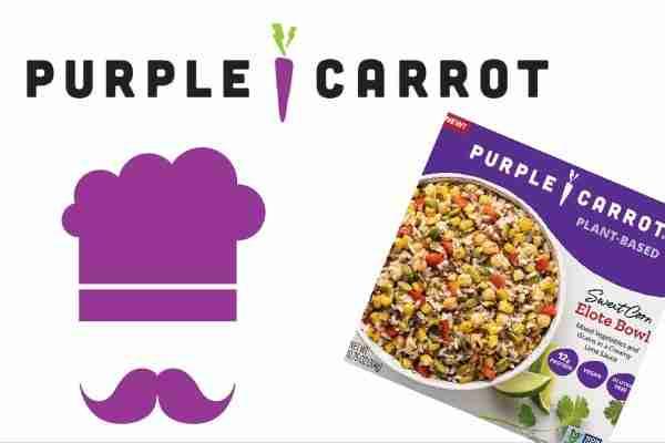 purple carrot great for vegan cooking kit