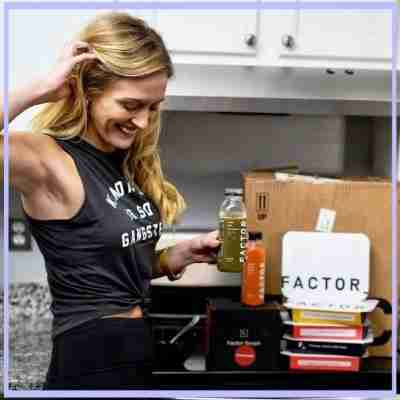 me with my factor_ meals which are worth the price