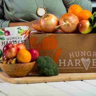 ugly produce subscription box delivered by hungry harvest