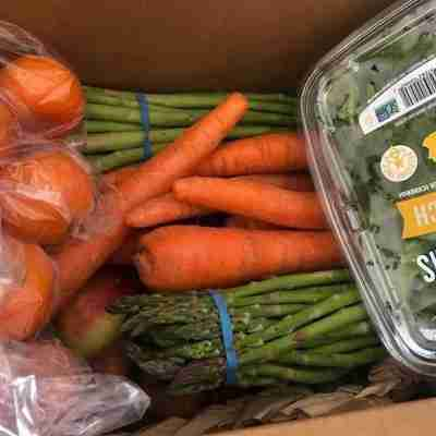 inside the hungry harvest subscription box