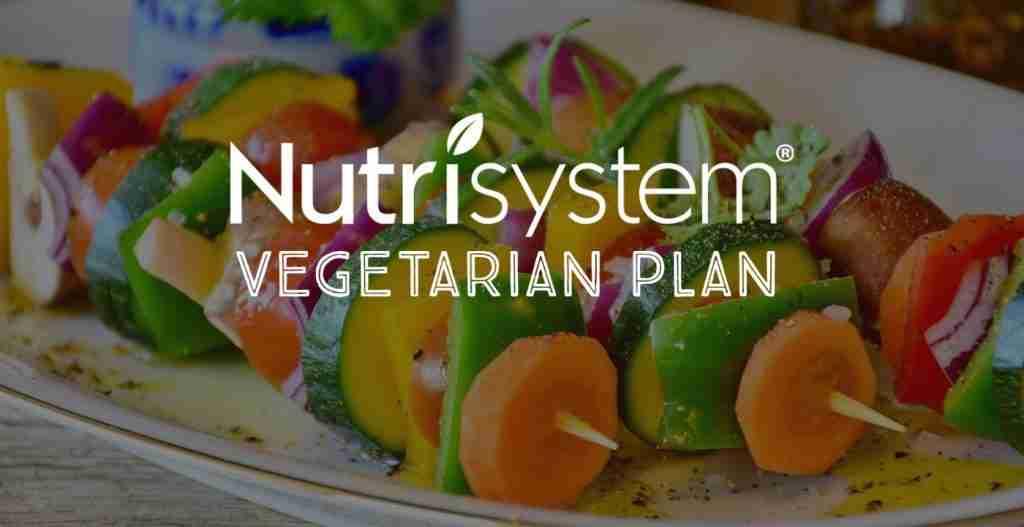 Nutrisystem Vegetarian plan reviews