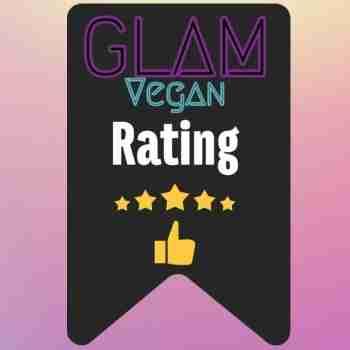 GLAM Vegan rating Nutrisystem Vegetarian plan