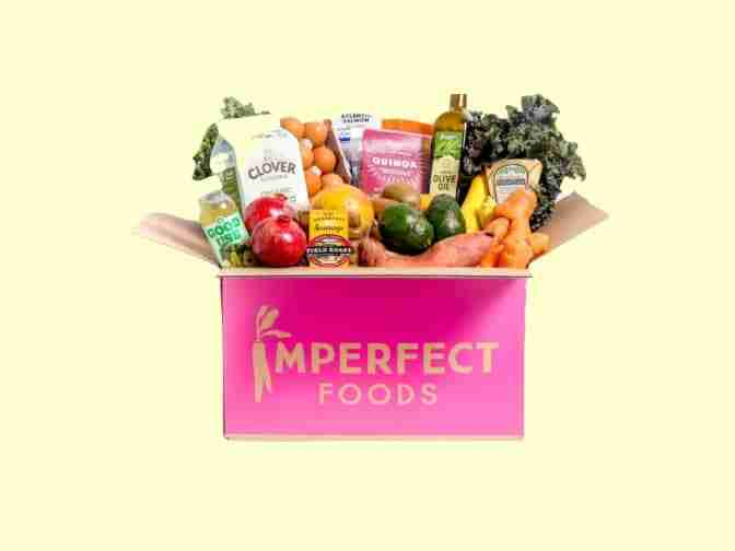 cost of imperfect foods varies
