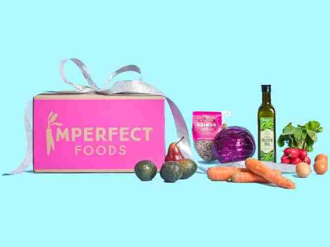 imperfect foods similar to grocery store products