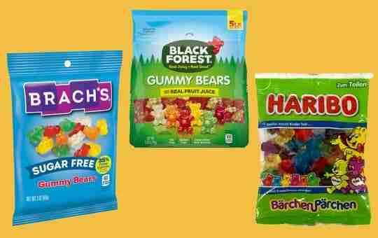 brands that make gummy bears