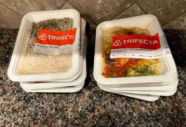 cost of vegan meals by trifecta