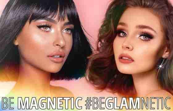 Be GLAMnetic beautiful eyelashes